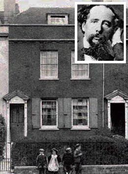 Dickens's birthplace